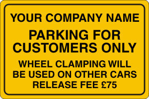 YOUR CUSTOM NAME WHEEL CLAMPING WILL BE USED ON OTHER CARS RELEASE FEE