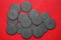 Click to Buy 25mm Craft Disk Magnets