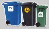 Signs to Identify your Wheelie Bin